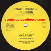 Allan Harris and Perpetual Motion - Get ready (Exact Change)